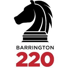 Barrington 220 logo